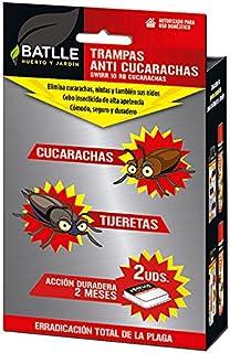 Fitosanitarios - Anti Cucarachas 2 trampas de 4g - Batlle