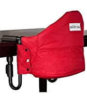 guzzie and Guss GG201RED Perch Hanging High-Chair - Red