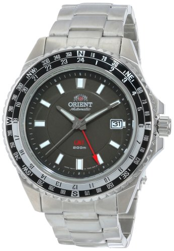 Orient Men's FEE06001K Excursionist Luminious Hands and Markers Watch