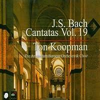 J.S. Bach: Cantatas Vol. 19 (2005-10-11)