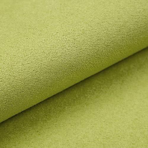 Teker Alcala Antara Polsterstoff Möbelstoff Meterware - z.B. Stoff für Stühle oder Eckbank Bezug- Grün