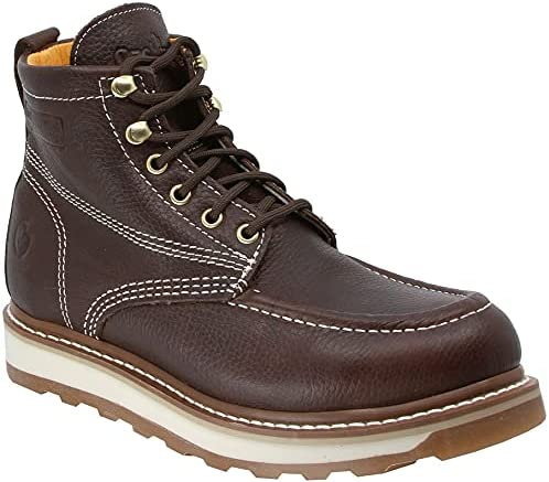 Cactus Work Boots 71627M Brown Topics on TV 9 Size Dark It is very popular