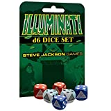Steve Jackson Games- Juegos de Mesa, Color incoloro (5928SJG)