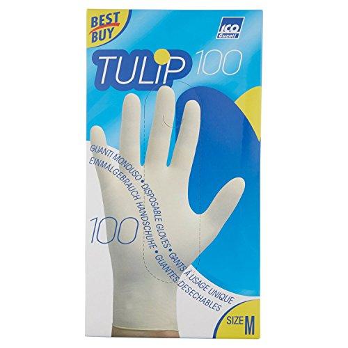 Tulip Guanti Monouso Taglia M - 100 Pezzi