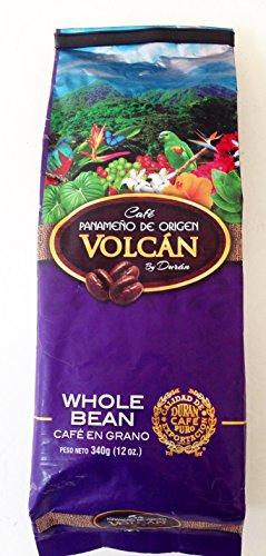 Café Durán Volcán Panama Coffee Duran Whole Bean Coffee By Cafe Durán Since 1907 12oz Pack