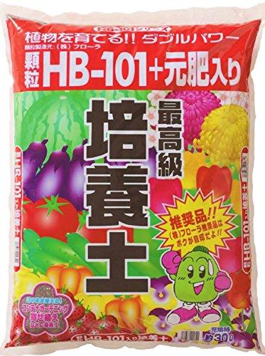 瀬戸ヶ原花苑 類粒HB‐101入り最高級培養土 30L