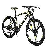 Eurobike EURX1 27.5 Inch K Wheel Mountain Bike 21...