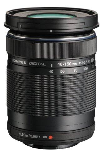 OLYMPUS 望遠ズームレンズ M.ZUIKO DIGITAL ED 40-150mm F4.0-5.6 R (ブラック) [並行輸入品]