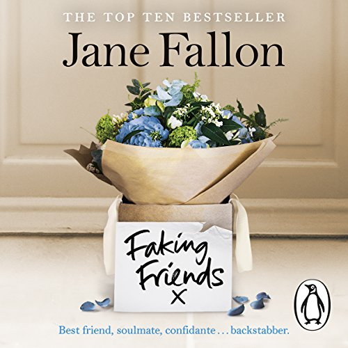 Faking Friends audiobook cover art
