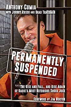 Best permanently suspended anthony cumia Reviews