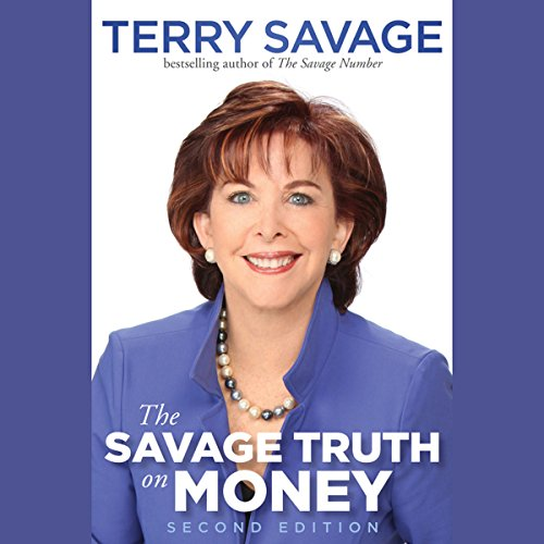 The Savage Truth on Money, 2nd Edition audiobook cover art
