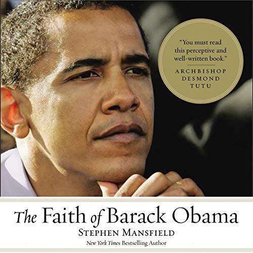 The Faith of Barack Obama cover art
