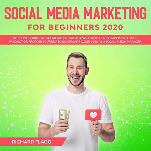Social Media Marketing for Beginners 2020 Titelbild