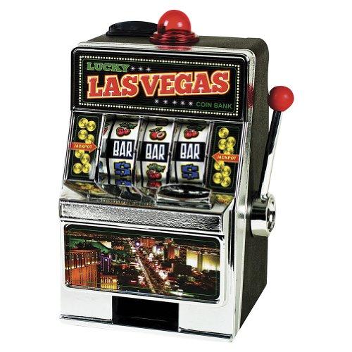 Westminster Slot Machine Bank