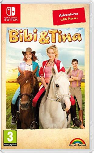 Bibi & Tina: Adventures with Horses (Nintendo Switch)