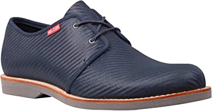 Timberland 9740A Men's Earthkeepers Stormbuck Lite Oxford Shoes, Navy Scuff Proof, 7.5-M