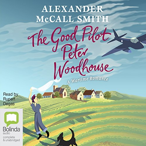 The Good Pilot, Peter Woodhouse cover art
