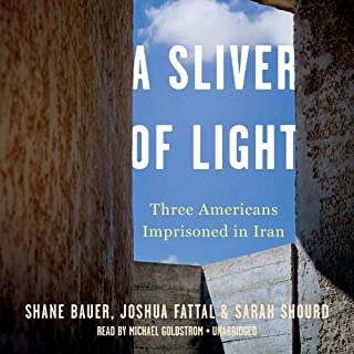 A Sliver of Light audiobook cover art