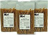 Amish Licorice Twists - Three 16 Oz Pkgs (Root Beer)