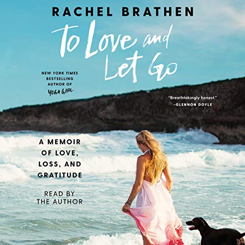 To Love and Let Go audiobook cover art