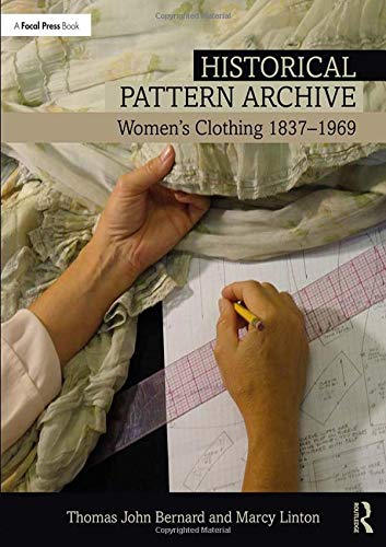 Historical Pattern Archive: Women's Clothing 1837-1969