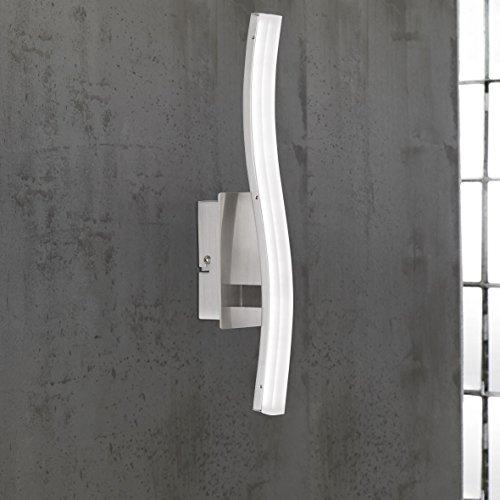 Lustre plafonnier lampe lED mural applique métal Nickel Chrome – éclairage pour intérieur – proposé par Valastro Lighting val3 W47700164/22