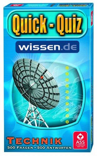 ASS Altenburger 09660 - Quich Quiz Wissen.de Technik