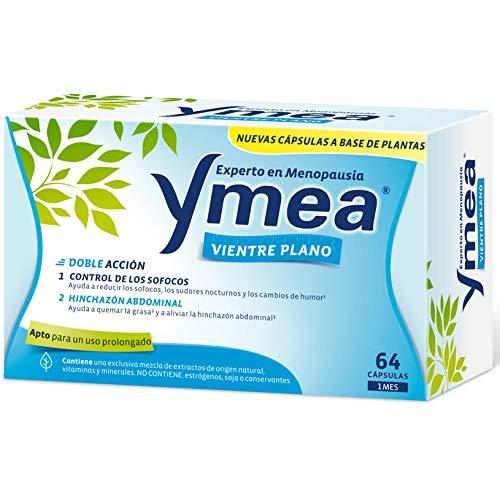 Ymea Vientre Plano - Tratamiento de la menopausia, control de sofocos y...