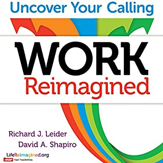Work Reimagined audiobook cover art