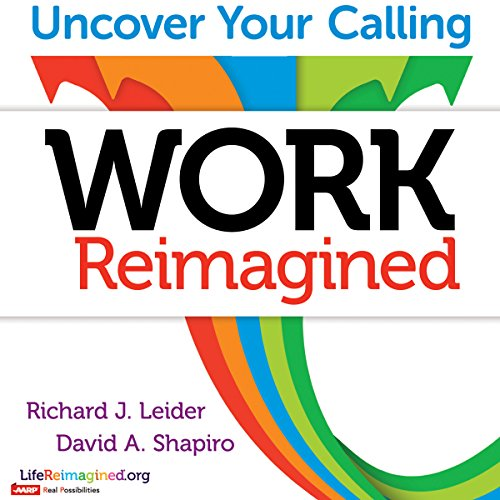 Work Reimagined audiobook cover art