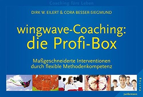 wingwave-Coaching: die Profi-Box: Maßgeschneiderte Interventionen durch flexible Methodenkompetenz. 150 Karten in stabiler Papp-Box