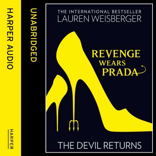 Revenge Wears Prada: The Devil Returns audiobook cover art