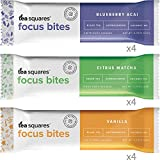 Energy Bites for Mental Energy, Focus, and Clarity (Variety Pack - 12...