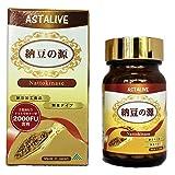 ASTALIVE(アスタライブ) 納豆の源 ナットウキナーゼ 60粒( 無臭タイプ) (1)