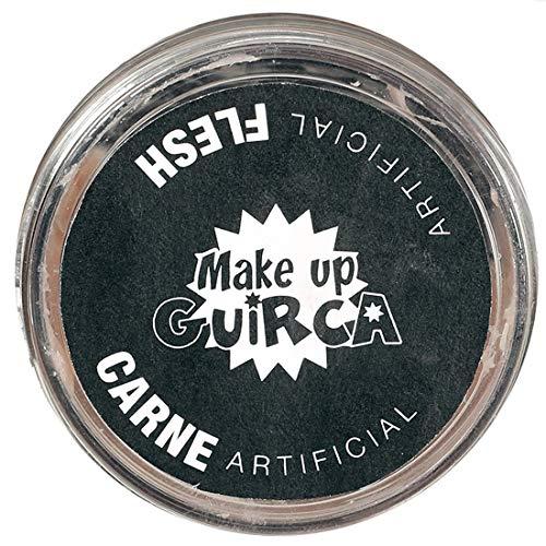NET TOYS Escalofriante Maquillaje Carne Artificial - Color Carne 5g - Escalofriante Maquillaje de Zombi Halloween látex líquido maleable - Incomparable para Fiestas de Horror y Fiestas terroríficas