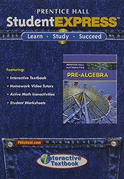 Prentice Hall Mathematics: Pre-algebra 0132504855 Book Cover