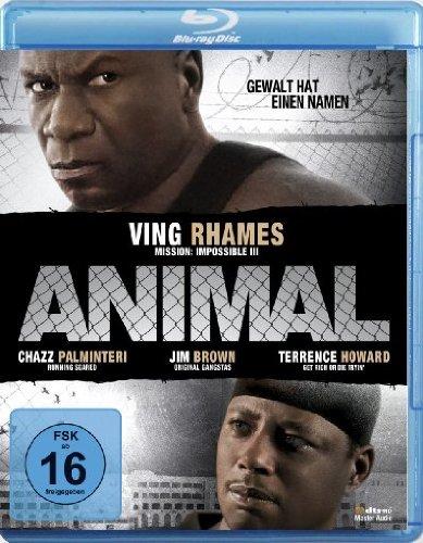 Animal - Gewalt hat einen Namen [Blu-ray]