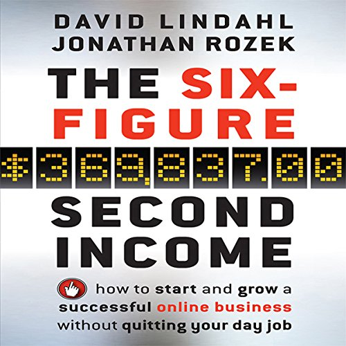 The Six Figure Second Income audiobook cover art