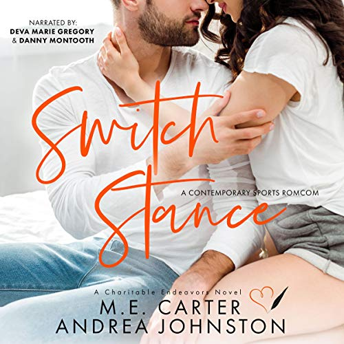 Switch Stance audiobook cover art