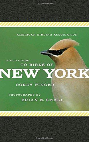 American Birding Association Field Guide to Birds of New York (American Birding Association S)