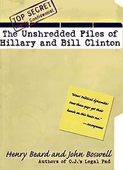 Unshredded Files of Hillary Clinton