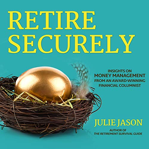Retire Securely audiobook cover art
