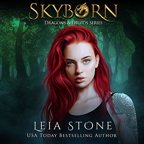 Skyborn cover art