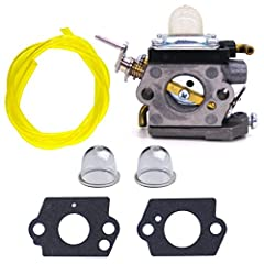New Quality Replacement Carburetor Replaces Part Number 523012401 Fits Husqvarna: 122 HD60 2011-04, 122 HD45 2011-04 Jonsered: HT2223 T 2012-01, HT2218 2012-01 Fits Redmax: CHT220L 2012-03, CHT220 966712801, 2012-03 McCulloch: SuperLite 4528 9666933-...
