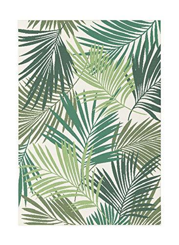 Decoweb Tapis Tropical - Intérieur/Extérieur (120 x 170 cm)