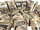 MRE - Ración de comida militar, lista para comer, del ejército de Estados Unidos, diferentes...