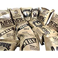 MRE US Meal Ready to Eat, Army Ration EPA, Assorted Menus