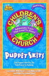 Children's Church Puppet Sits