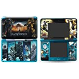 TRANSFORMERS A Nintendo 3DS Cover Skin Decal Sticker Vinyl Matte Finish + Free Screen Protectors (For Old Version Prior 2015)