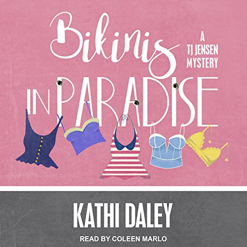 Bikinis in Paradise audiobook cover art